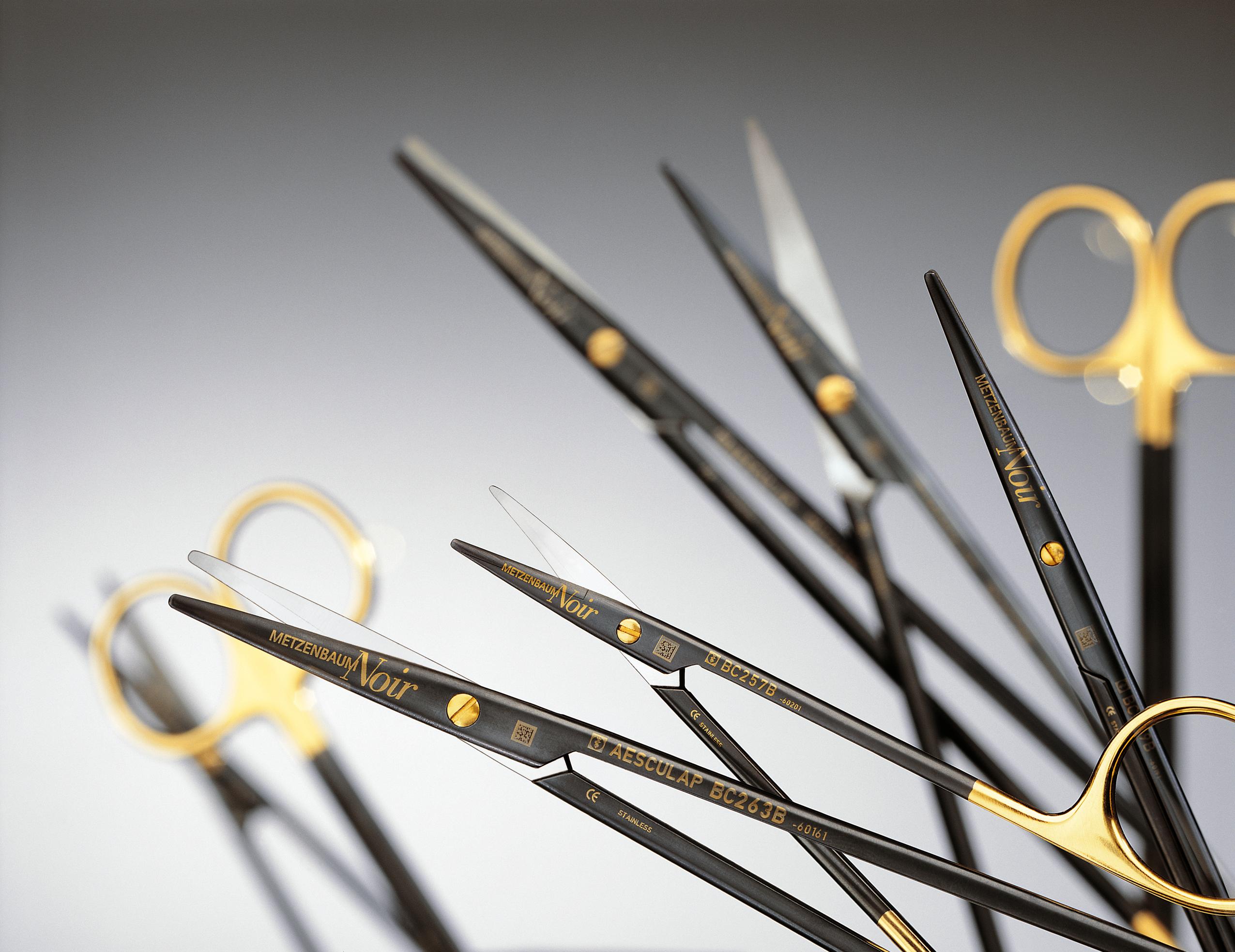 Resterilizovateľné chirurgické nástroje